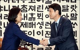 [데일리안 여론조사] 다시 커진 격차…민주당 39.0%·한국당 27.5%