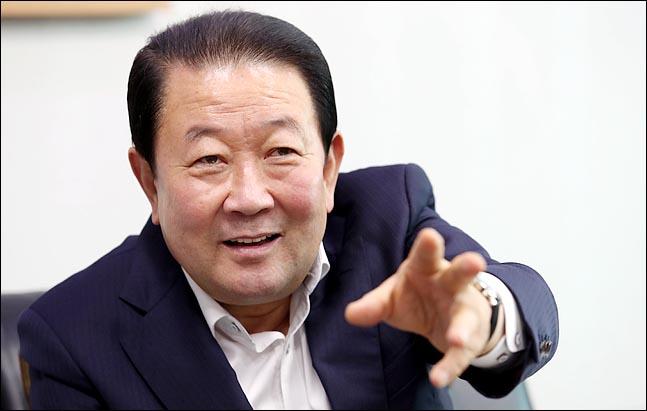 """[인터뷰] 박주선 """"혁신위 '제3지대 신당' 논의해야…혁신안 발표되면 바로 행동"""""""