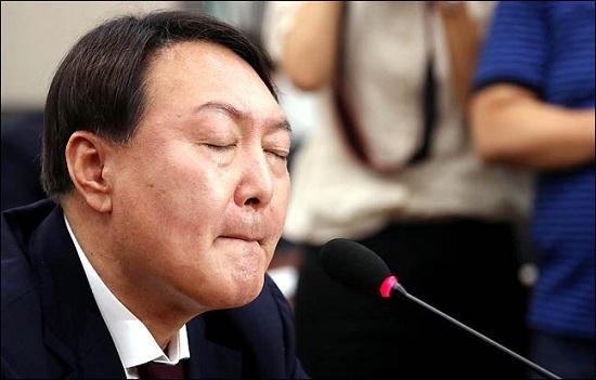 '윤석열' 즉각 사퇴하고, '윤우진 게이트' 재수사하라