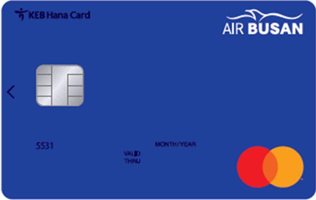 에어부산 손 잡은 하나카드…'에어부산 1Q Shopping+ 카드' 출시