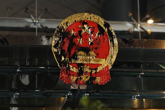 """SCMP """"중국, 홍콩에 비상계엄 선포할 수도"""""""