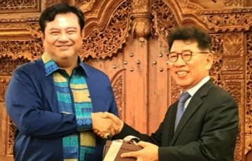 중견련, 주한인도네시아 대사 초청 간담회 개최