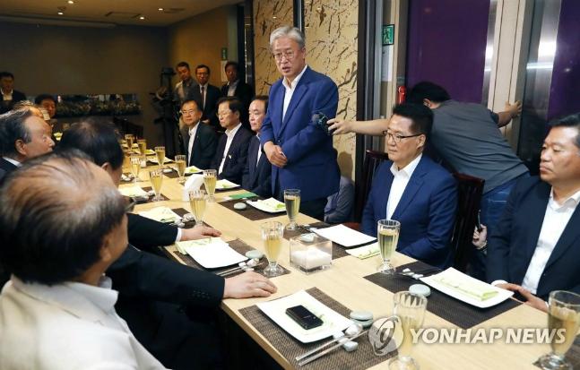 대안정치연대, 신당 문턱서 정동영과 막판 '샅바 싸움'