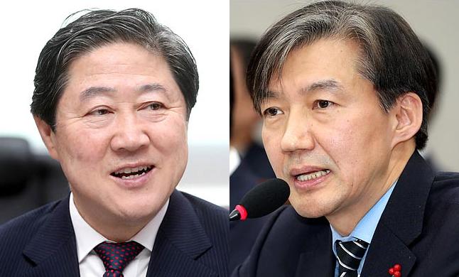 유기준 vs 조국…사법개혁 적임자는?