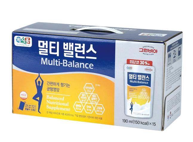 롯데마트, '정식품'과 손잡고 대용식 영양음료 출시