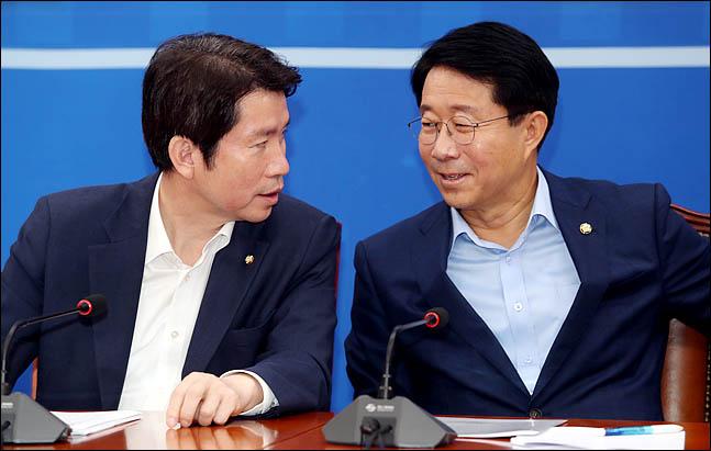 """민주, 한국 핵무장론 '망언' 주장…""""한미동맹 폐기하잔거냐"""""""