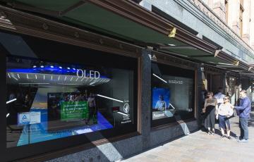 LGD, 글로벌TV업체들과 OLED로 유럽시장 공략 박차