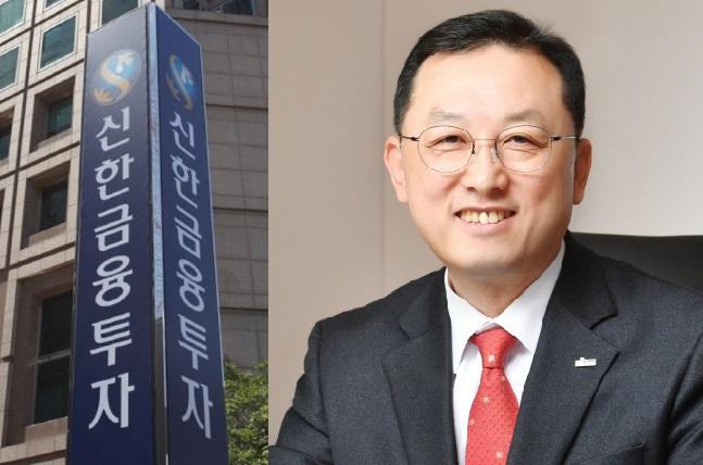 [CEO가 뛴다-76] 김병철 신한금투 사장, '원신한' 승부사···초대형 IB 질주