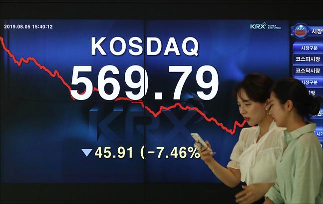 """[데일리안 여론조사] """"한일갈등, 경제 미치는 영향 클 것"""" 75.2%"""