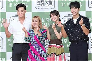 예능 '리틀 포레스트' 제작발표회