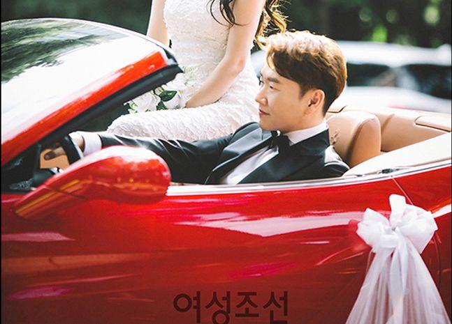 서유리, 달콤♥설렘의 순간 '웨딩화보 공개'