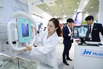 JW메디칼, 'K-Hospital Fair 2019' 참가