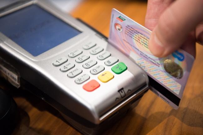 2분기 카드 해외 사용액 46.7억달러…전분기比 0.1%↓