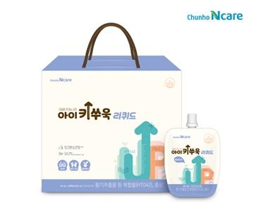 천호엔케어, 키성장 건강기능식품 '아이키쑤욱 리퀴드' 출시
