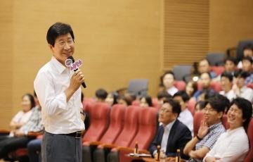 """이동훈 삼성디스플레레이 사장 """"경영환경 불확실하지만 전진하고 있다"""""""
