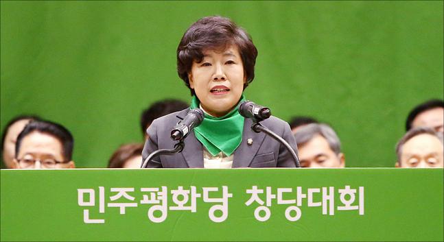 [짤막인터뷰 ①] 5선 도전장 조배숙…여성 최초 국회의장단 될까