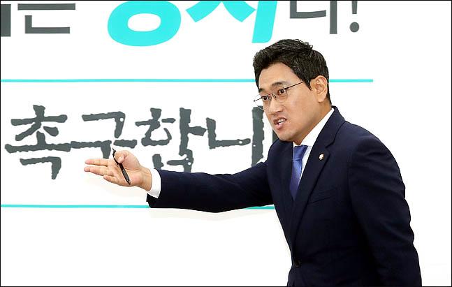 취임 100일 맞은 오신환…'양당 중재자' 평가 속 '내홍' 시험대