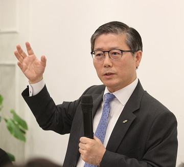 """변창흠 LH 사장 """"3기신도시 환매조건부 도입해야"""""""