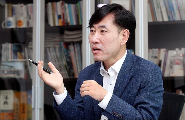 """하태경 """"지소미아 파기, 문재인-조국 동맹 지키기"""""""