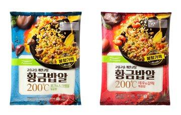 풀무원, 불향 더한 '황금밥알 200℃ 볶음밥' 2종 출시
