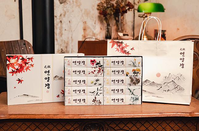 해태제과, '연양갱 추석 선물세트' 출시