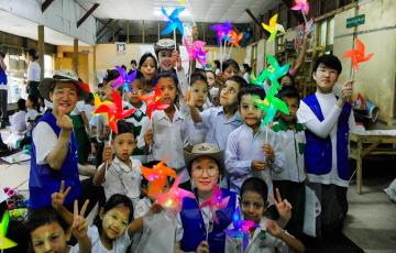 삼성물산, 더하고 나누는 삶의 가치...사회공헌활동 강화