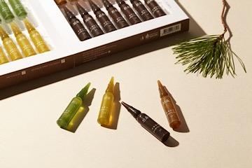 한율, '갈색솔잎 안티에이징 앰플' 출시