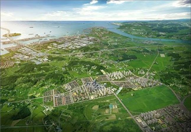 평택, 신도시 개발 및 기업투자로 성장 가속 되나