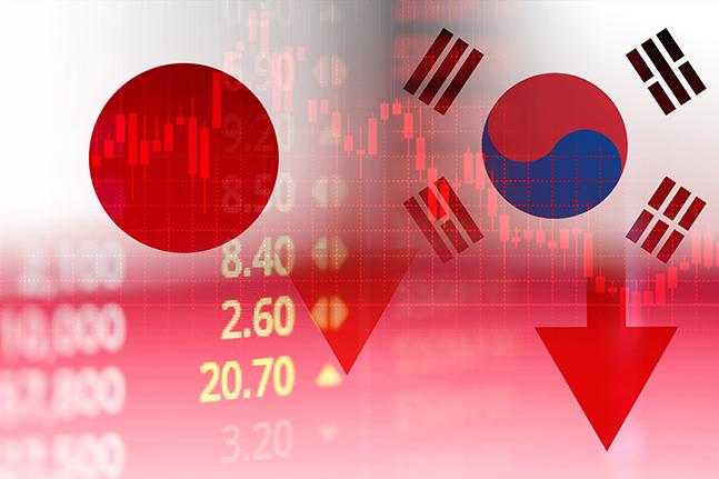 일본과 평행이론? 韓 디플레 우려 '현주소'