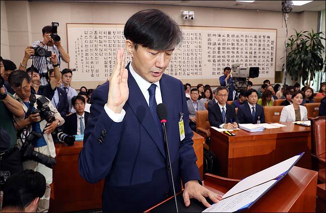 호남에서 '샤이 反조국' 결집?…압도적 지지 꺾여