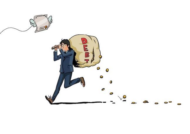 카드대출·상호금융까지 2금융 '연체율' 확대…빚 못 갚는 서민 늘어난다
