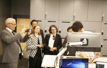 SKT, OECD 통신 정책 관계자들에게 5G 노하우 공유