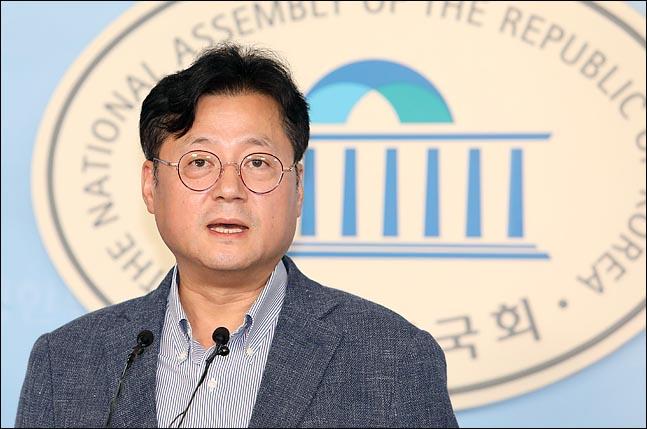 """홍익표 """"김정은 방한, 北과 충분히 협의된 내용 아냐"""""""