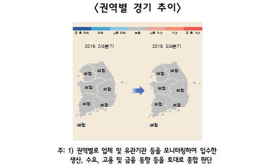 """한은 """"지방 경기 성장 둔화세 지속"""""""