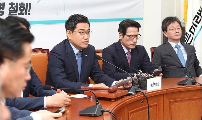 """유승민 '비상행동' 대표 맡기로…손학규 """"양심 없는 행동"""""""