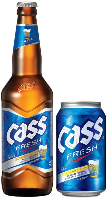 """""""생산일자 확인하세요""""…카스, 신선도와 품질 관리 앞세워 소비자 공략"""