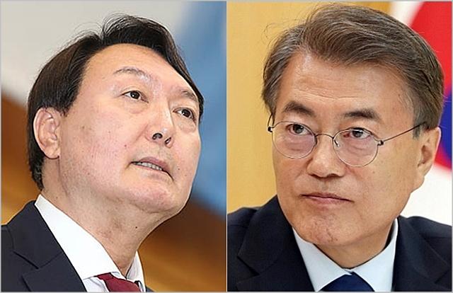 """文대통령 """"검찰, 부족한 점 반성해야""""…靑·檢 대결 본격화"""