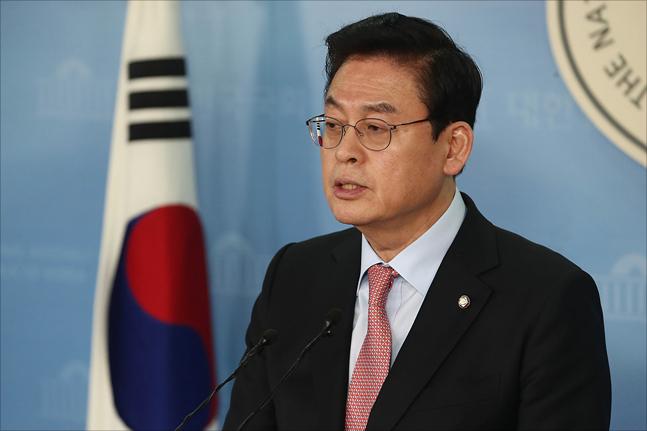"""정우택 """"공공기관 비위 징계 '셀프 감경' 가관"""""""
