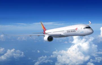 아시아나항공, 豪 멜버른 부정기편 운항