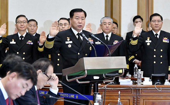 [2019 국정감사] 최영함 '홋줄' 사망사고 조사 결과 은폐 의혹…해군은 부인