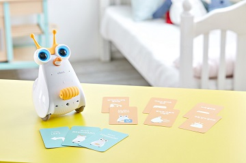 SKT, 인공지능 '누구' 탑재 코딩로봇 '알버트AI' 출시