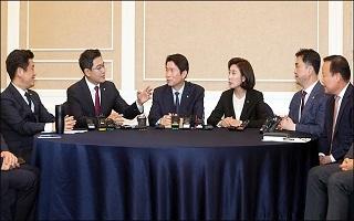 [정경심 구속] 조국·검찰개혁 '올인' 민주당, 야4당 공조에 '빨간불'