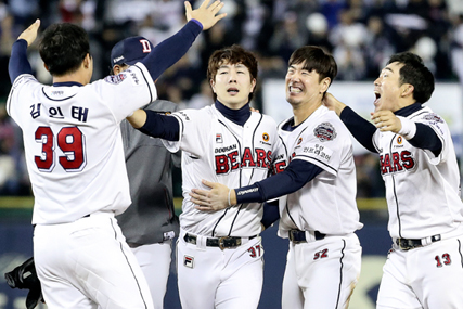 '38.9%' 두산, 역대 8번째 싹쓸이 우승 가시화