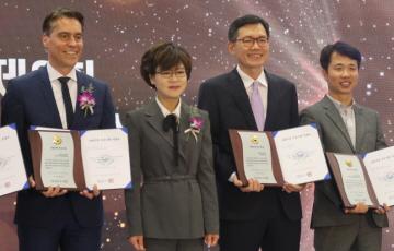SK케미칼, '행복한 그린스쿨' 교육부 인증 획득