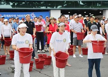 한국로타리, 세계 소아마비의 날 맞아 성금 30만달러 모금