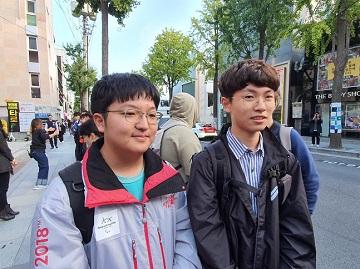 """[인터뷰] 아이폰11 첫 구매자는 고등학생…""""코딩 수업에 애플 제품 활용"""""""
