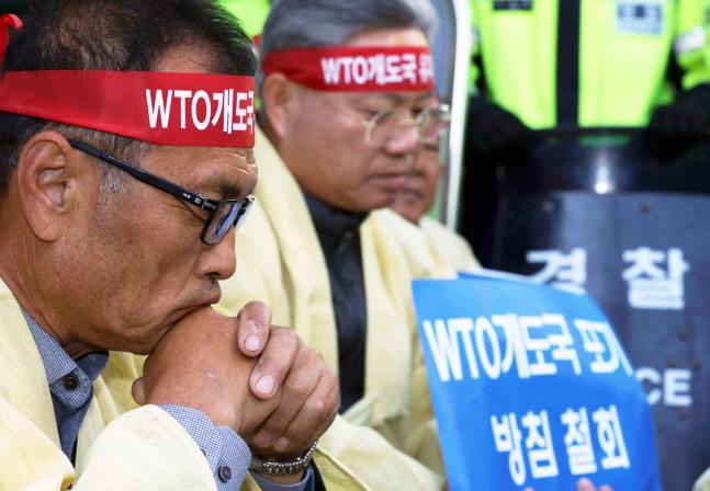 WTO 개도국 지위 포기…하반기 한국경제 최악 변수로 남을까