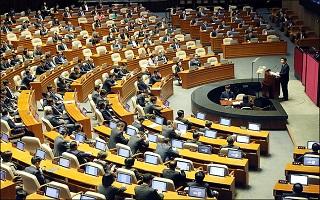 총선 앞두고 단일대오 흔들리는 민주당…지도부 책임론 격화 가능성은