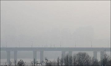 [내일날씨] 전국 대부분 미세먼지 '나쁨'…일교차 크게 벌어져