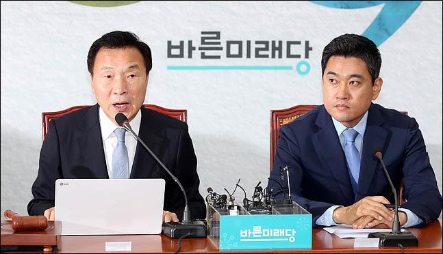 손학규, 변혁 '신당 창당 문건' 조사…한편으로 '당직자 달래기'